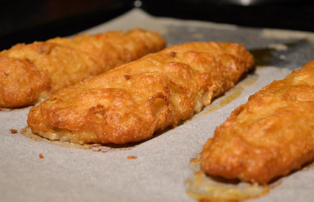 Skolans kalla fisksås med Fish & crisp