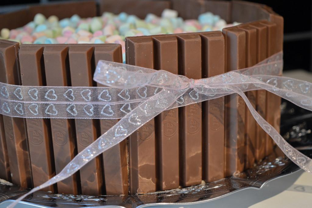 KitKat tårta 3