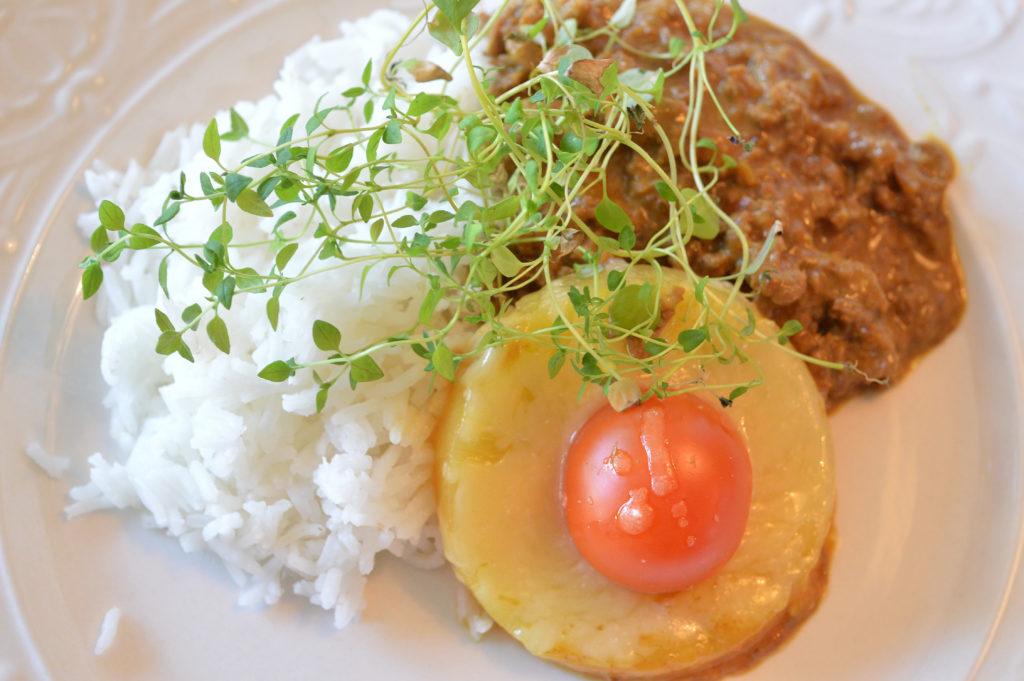 Köttfärsgratäng med ananas 3