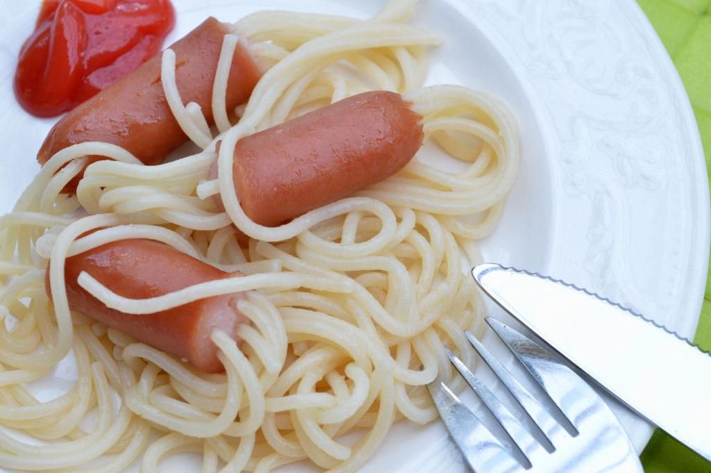 Spagettikorvar 2