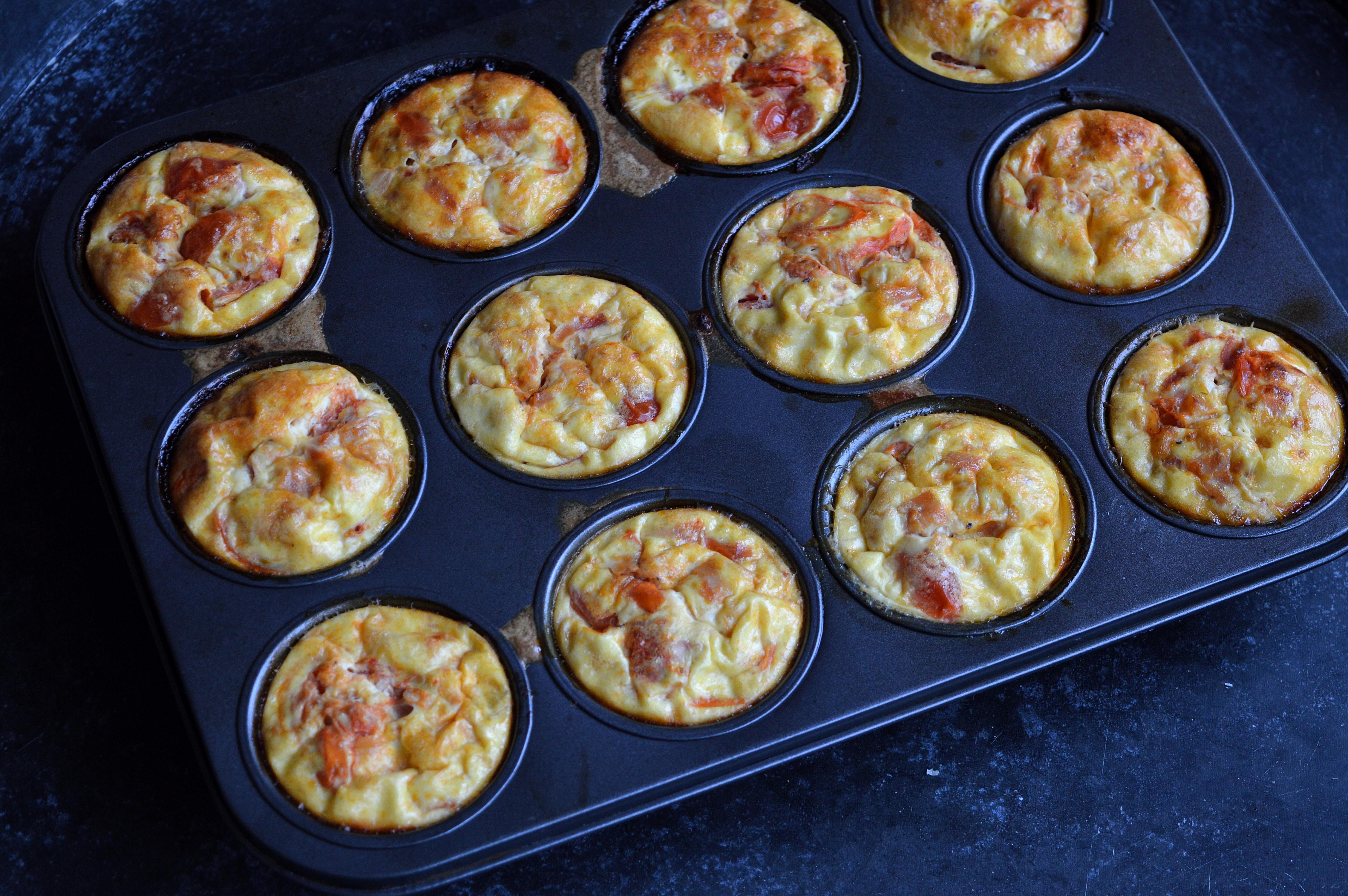 ägg muffins recept