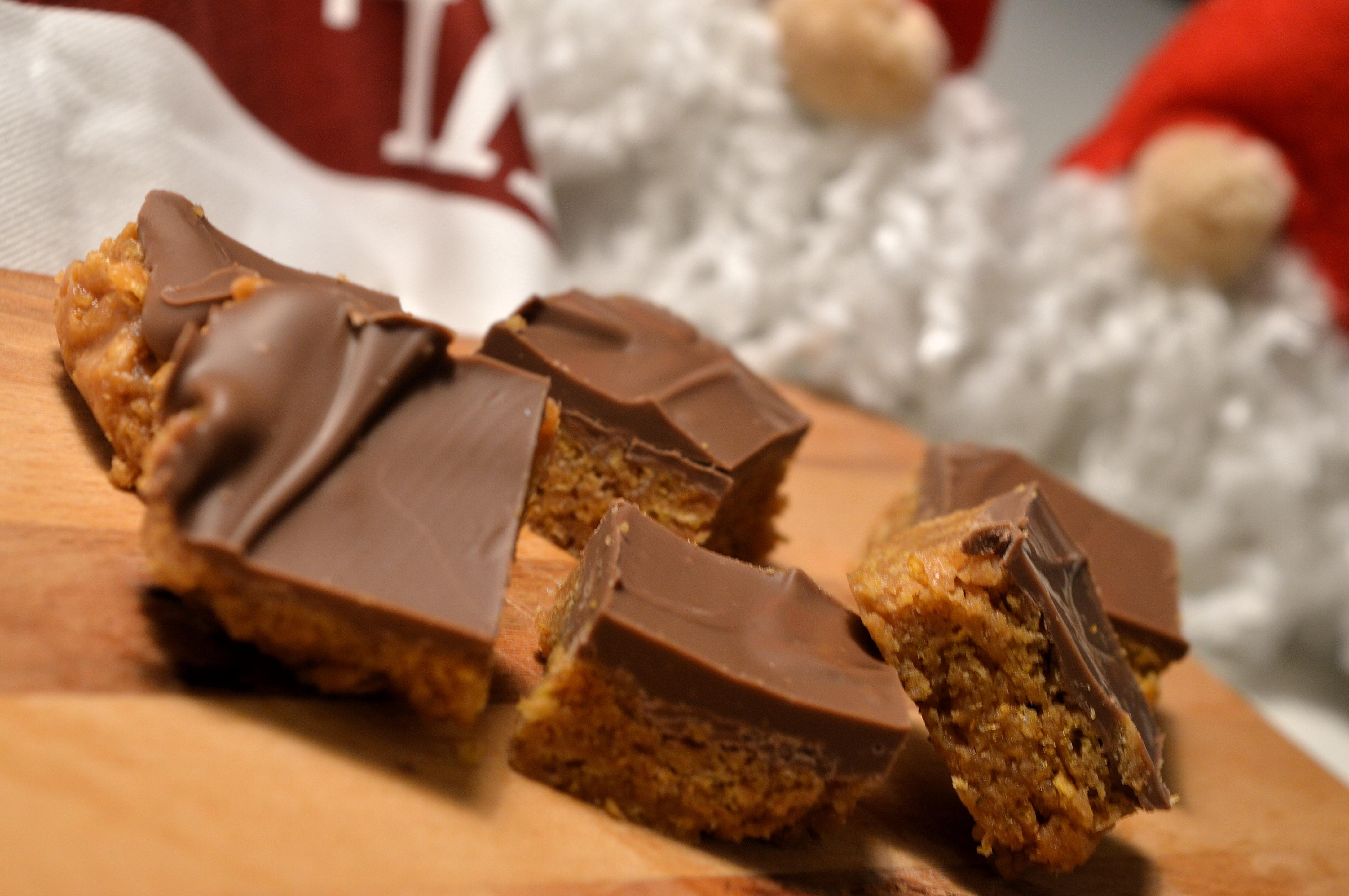 snickers godis recept